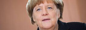 Harte Antwort des Rechtsstaates: Merkel nennt Kölner Angriffe widerwärtig