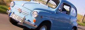 Video: Fiat 600 macht seine Besitzer stolz