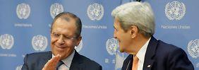 """Ban: """"Große Chance"""" für Syrien: UN-Sicherheitsrat einigt sich auf Friedensplan"""