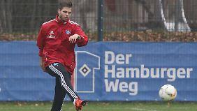 Diekmeier spielt seit 2010 beim HSV.