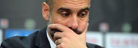+ Fußball, Transfers, Gerüchte +: Guardiola hüllt sich in Schweigen