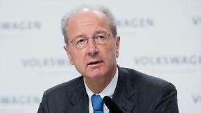 Zehn Millionen Euro trotz Krise: Pötsch lässt sich Wechsel in VW-Aufsichtsrat vergolden