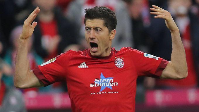"""""""Wenn ich da bin, wozu braucht FC Bayern einen Stürmer?"""""""