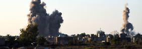 Kurden rücken vor: IS verliert Gebiete in Syrien und Irak