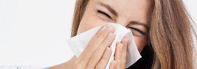 Fieber, Husten, Schnupfen: Gute Helfer bei Erkältungen