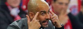 """Pep hat sich abgeschottet"": Hitzfeld attackiert Guardiola als Taktik-Freak"