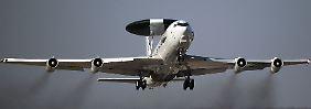 Awacs-Flugzeuge gegen den IS: Deutscher General will Nato-Einsatz in Syrien