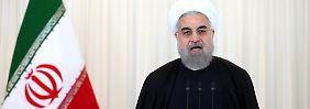 Neun Tonnen Brennstoff verschifft: Iran bringt Uran nach Russland