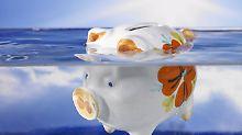 Weniger raus als eingezahlt: Wenn die Rentenversicherung Minus macht