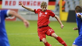 Sinan Kurt kickt jetzt für die Hertha.