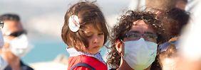 """""""Unwürdige"""" Bedingungen in Italien: Ärzte ohne Grenzen beenden Hilfe"""