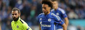 + Fußball, Transfers, Gerüchte +: Heldt: Sané ist selbst für ManCity zu teuer