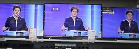 Das Kabinett von Ministerpräsidentin Beata Szydlo (hier im Oktober) sorgt bereits mit den ersten Entscheidungen für viel Kritik.