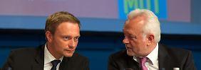 """""""Viel Porzellan zerschlagen"""": FDP wirft Merkel """"Impertinenz"""" vor"""