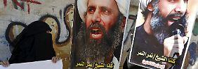 """Bundesregierung """"entsetzt"""" über Riad: Exekution in Saudi-Arabien erzürnt Schiiten"""