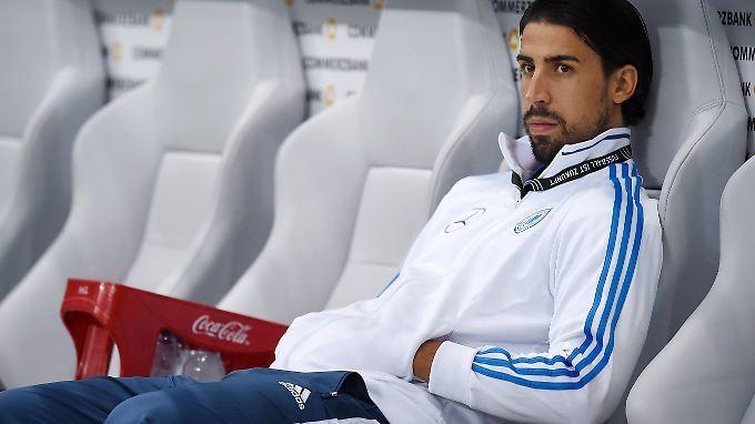 Schaut mit reichlich Skepsis auf die EM 2016: Sami Khedira.
