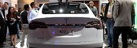 Elektro-SUV der Luxusklasse: Tesla kämpft mit der Produktion