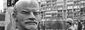 """""""Gereinigt und sehr gut erhalten"""": Lenin-Kopf ist bereit für Denkmal-Schau"""