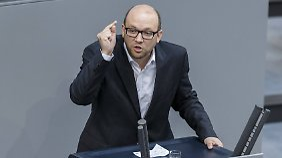 Manuel Sarrazin sitzt seit 2008 für die Grünen im Bundestag.