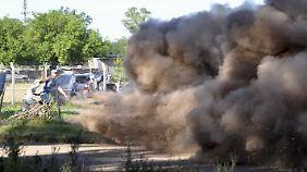 13 Zuschauer verletzt: Schwerer Unfall überschattet Prolog der Rallye Dakar