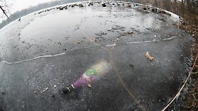 Verbreitet spiegelglatte Straßen: Winter bleibt nur ein paar Tage