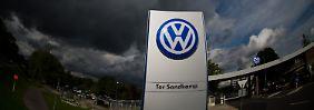 """""""Alle angemessenen Mittel"""": US-Behörden drohen VW harte Linie an"""