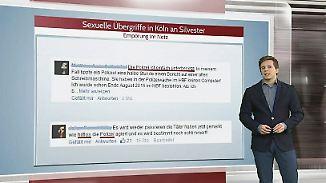 n-tv Netzreporter: Das Netz empört sich über sexuelle Gewalt in Köln