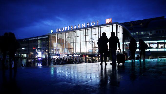 Hauptbahnhof von Köln - eine No-Go-Area mitten in der Stadt?
