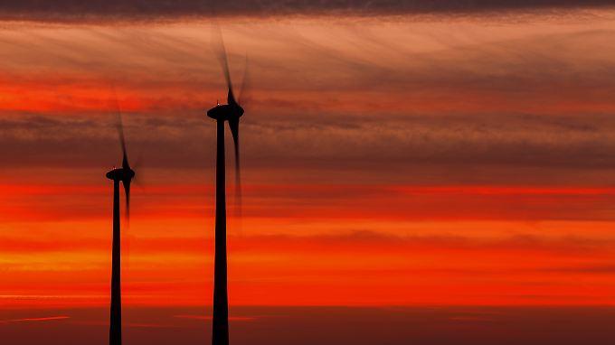 Eine Steigerung von 50 Prozent im Vergleich zum Vorjahr: Die Windkraft ist der große Gewinner der Energiewende.
