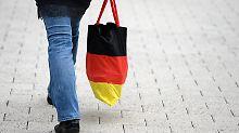 Der Konsum ist derzeit in Deutschland eine starke Konjunkturstütze.