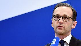 Übergriffe auf Frauen zu Silvester: Justizminister Maas hält Ausweisung der Täter für denkbar