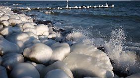 Weiterhin Glatteisgefahr: Neues Tief vertreibt Winter allmählich aus Deutschland