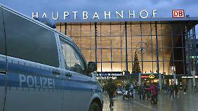 Übergriffe zu Silvester in Köln: Interner Polizeibericht schildert chaotische Zustände