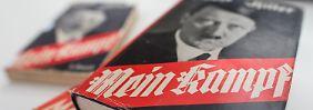 """Hitlers Botschaft: """"In 'Mein Kampf' geht es um die Geste"""""""