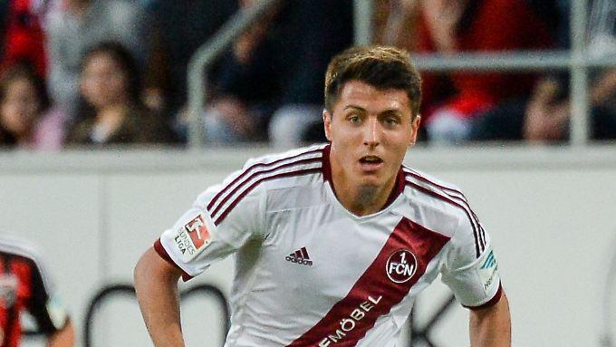 Der österreichische Mittelfeldspieler soll einen Vertrag bis 2019 bekommen.