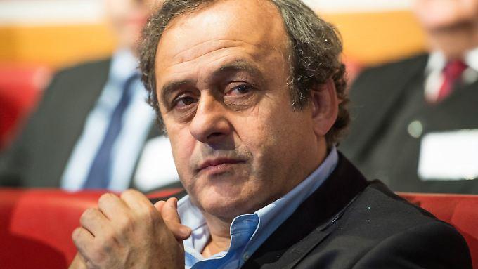 Die Fifa-Ethikkommission verhängte eine achtjährige Sperre gegen Michel Platini.