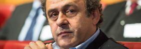 """""""Bye-bye Fifa"""": Platini zieht Kandidatur zurück"""