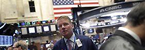 Apple-Aktie fällt unter 100 Dollar: China drückt Wall Street ins Minus