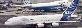 Amerikaner bei Auslieferungen vorn: Airbus überholt Boeing bei Bestellungen