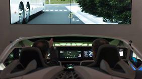Wagen als dritter Lebensraum: Bosch zeigt individualisierbares Auto auf der CES