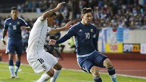 Gemeinsame, historische Bewerbung: Uruguay und Argentinien wollen Fußball-WM 2030
