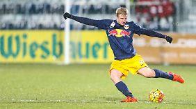 Martin Hinteregger geht - zunächst - auf Leihbasis von Red Bull Salzburg zu Borussia Mönchengladbach.