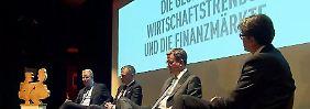 Experten beim Ludwig-Erhard-Gipfel: Was hält 2016 für die deutsche Wirtschaft bereit?