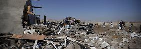 Streubomben in Jemen eingesetzt: Ban spricht von möglichem Kriegsverbrechen