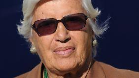 Maria Teresa de Filippis wurde 89 Jahre alt.
