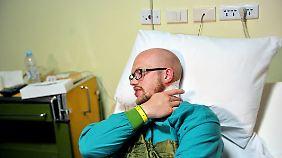Sammie Olovsson geht es nach der Messerattacke besser. Der 27-jährige Schwede konnte das Krankenhaus bereits wieder verlassen.