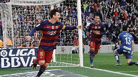 Gut, besser, Messi.