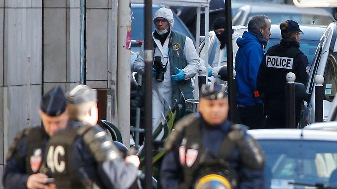 Angriff auf Pariser Polizeistation: Attentäter lebte in Asylunterkunft in Recklinghausen
