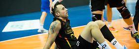 Fünf-Satz-Krimi ohne Happy End: Volleyballer verpassen Olympia dramatisch