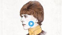 Internet nimmt mit GIF Abschied: Bowies Karriere in 3 Sekunden